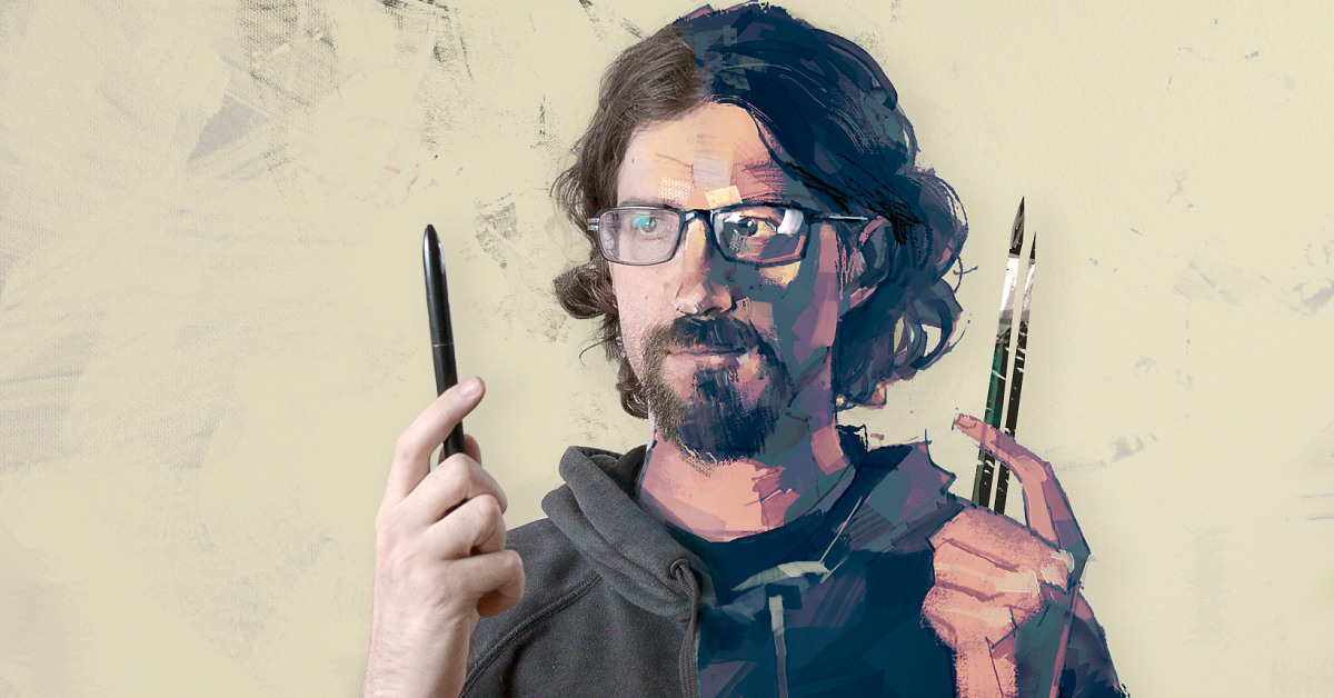 Brushes and Pixels: Introduction to Digital Painting in Photoshop
