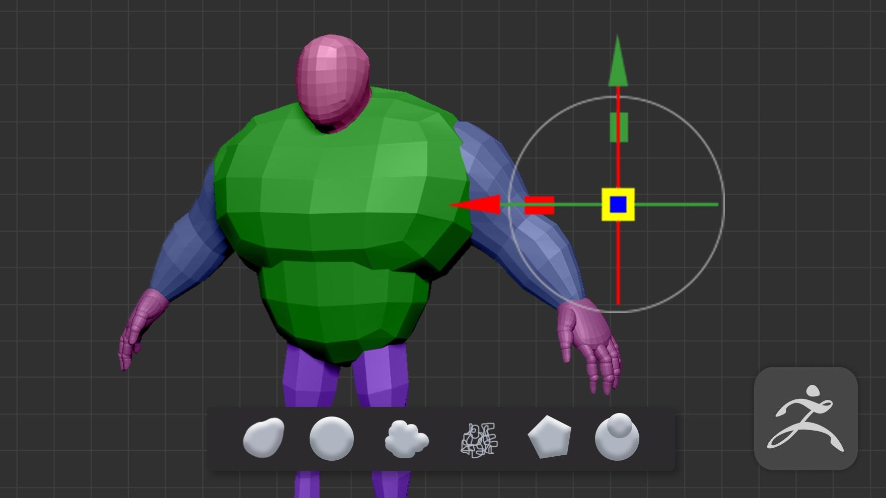 Curso 4: Modelado de un personaje