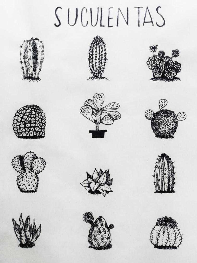 Dibujos A Mano Blanco Y Negro Domestika