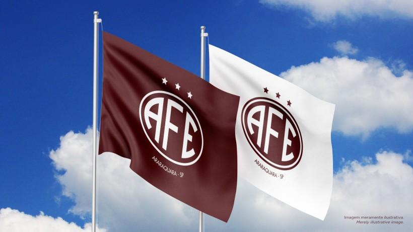 AFE - Associação Ferroviária de Esportes   Domestika