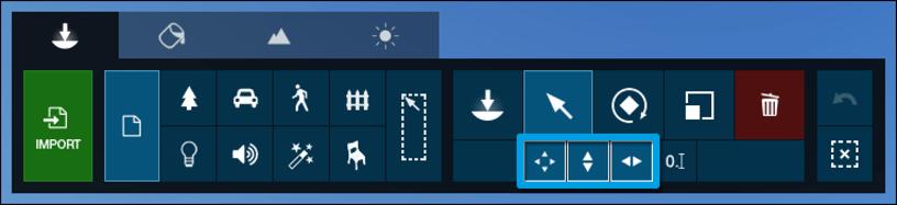 55 shortcuts básicos para trabajar con Lumion 24