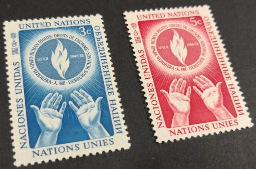 Carteles emblemáticos para celebrar el Día Internacional de los Derechos Humanos 1