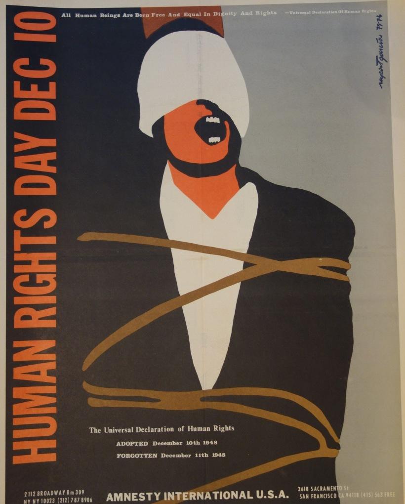 Carteles emblemáticos para celebrar el Día Internacional de los Derechos Humanos 5