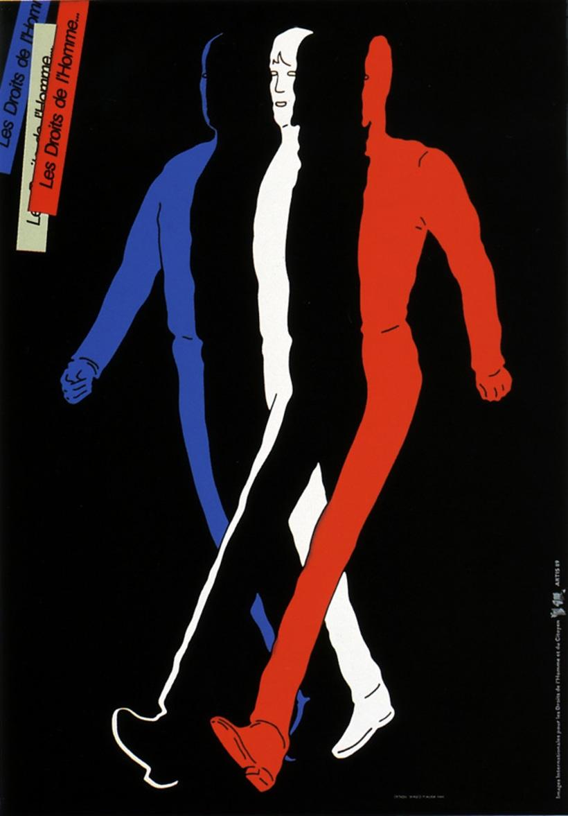 Carteles emblemáticos para celebrar el Día Internacional de los Derechos Humanos 9