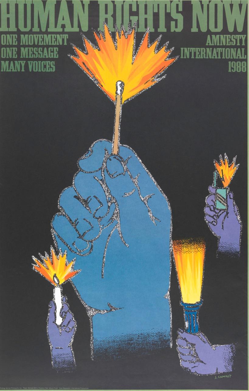 Carteles emblemáticos para celebrar el Día Internacional de los Derechos Humanos 13