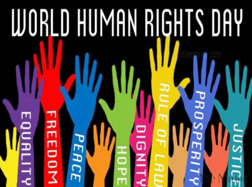 Carteles emblemáticos para celebrar el Día Internacional de los Derechos Humanos 14