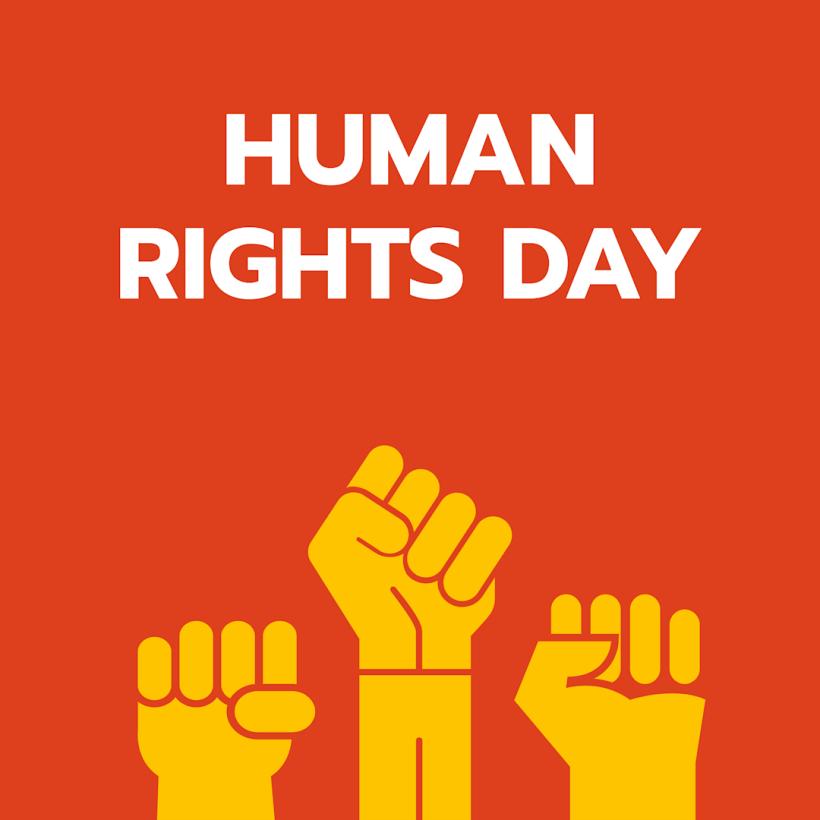 Carteles emblemáticos para celebrar el Día Internacional de los Derechos Humanos 15