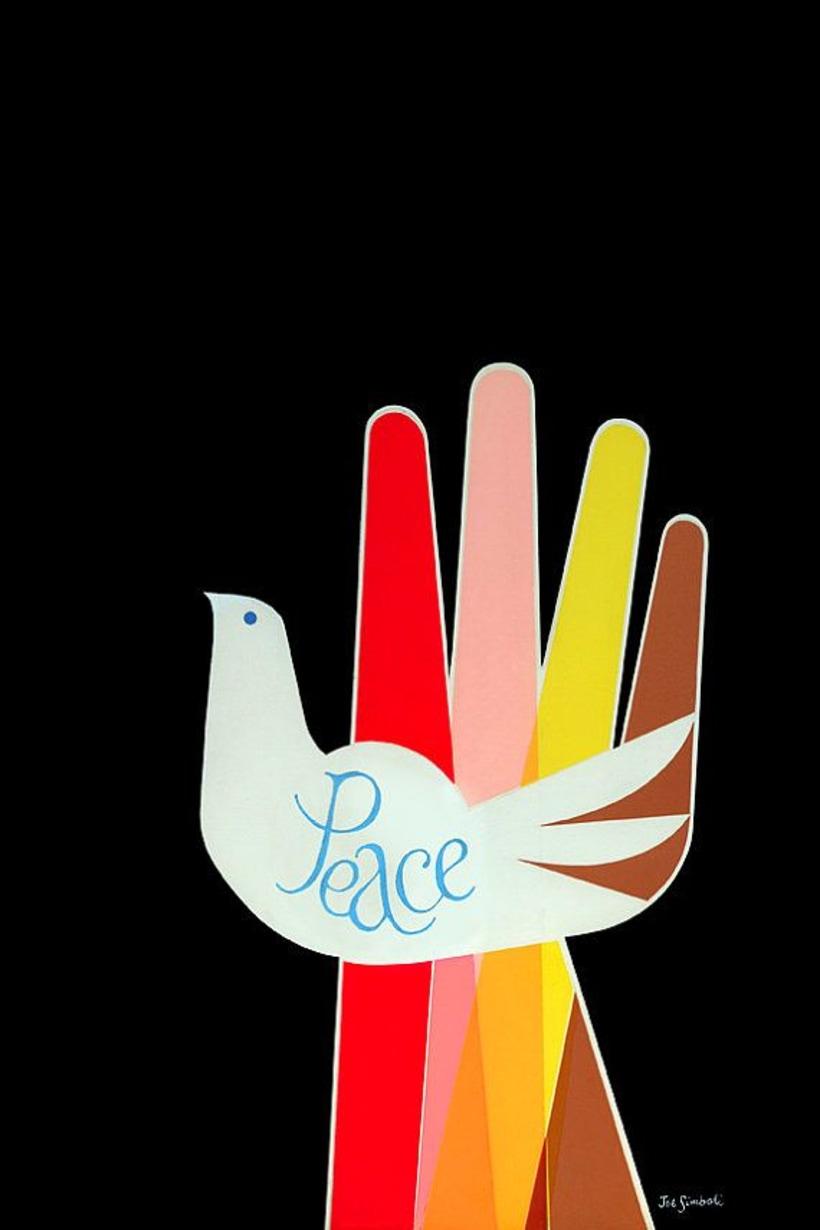 Carteles emblemáticos para celebrar el Día Internacional de los Derechos Humanos 17
