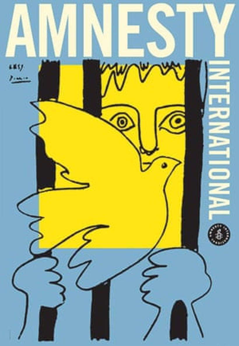 Carteles emblemáticos para celebrar el Día Internacional de los Derechos Humanos 19