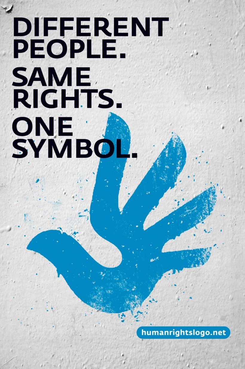 Carteles emblemáticos para celebrar el Día Internacional de los Derechos Humanos 21