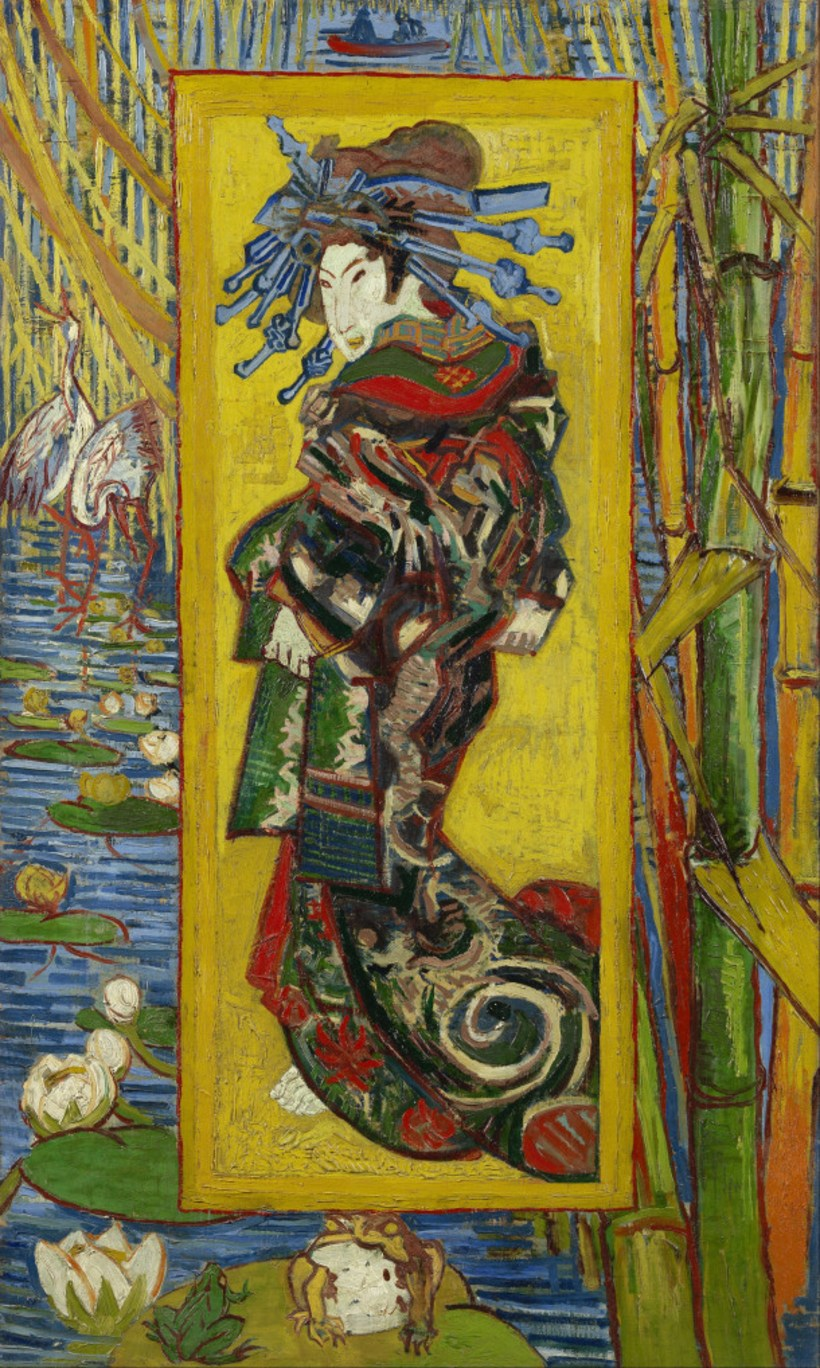 Did You Know Vincent van Gogh Loved Japanese Art? 13