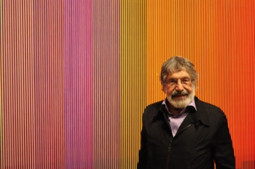 Carlos Cruz-Diez, el cinético venezolano que revolucionó el color 25