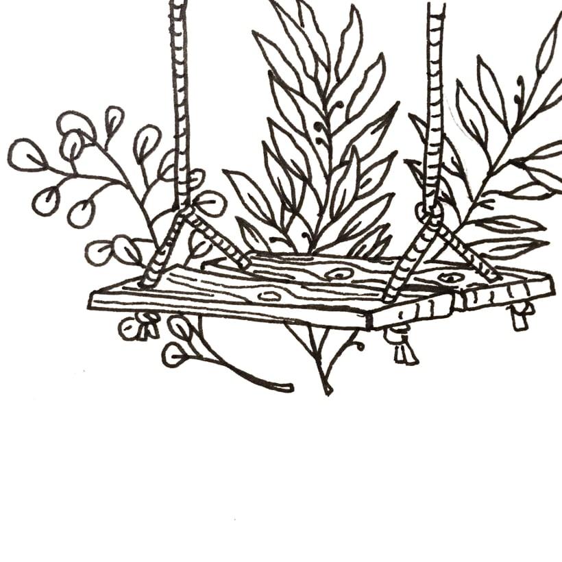 Inktober Swing