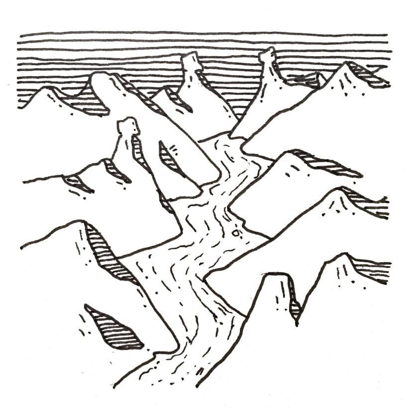Inktober Trail