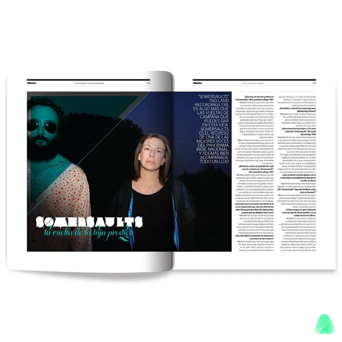 Lados Magazine Issue009   Domestika