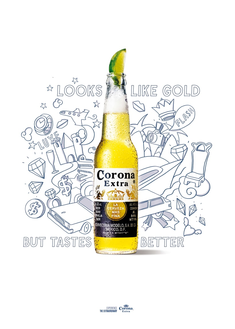 Corona Russia Domestika