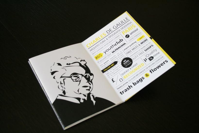 Frutiger Typography Book | Domestika