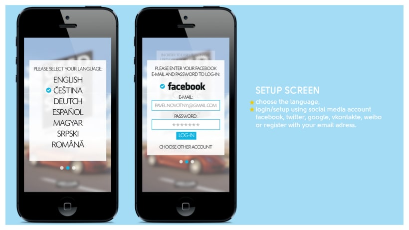 Used Car Seek / Mobile App Concept | Domestika