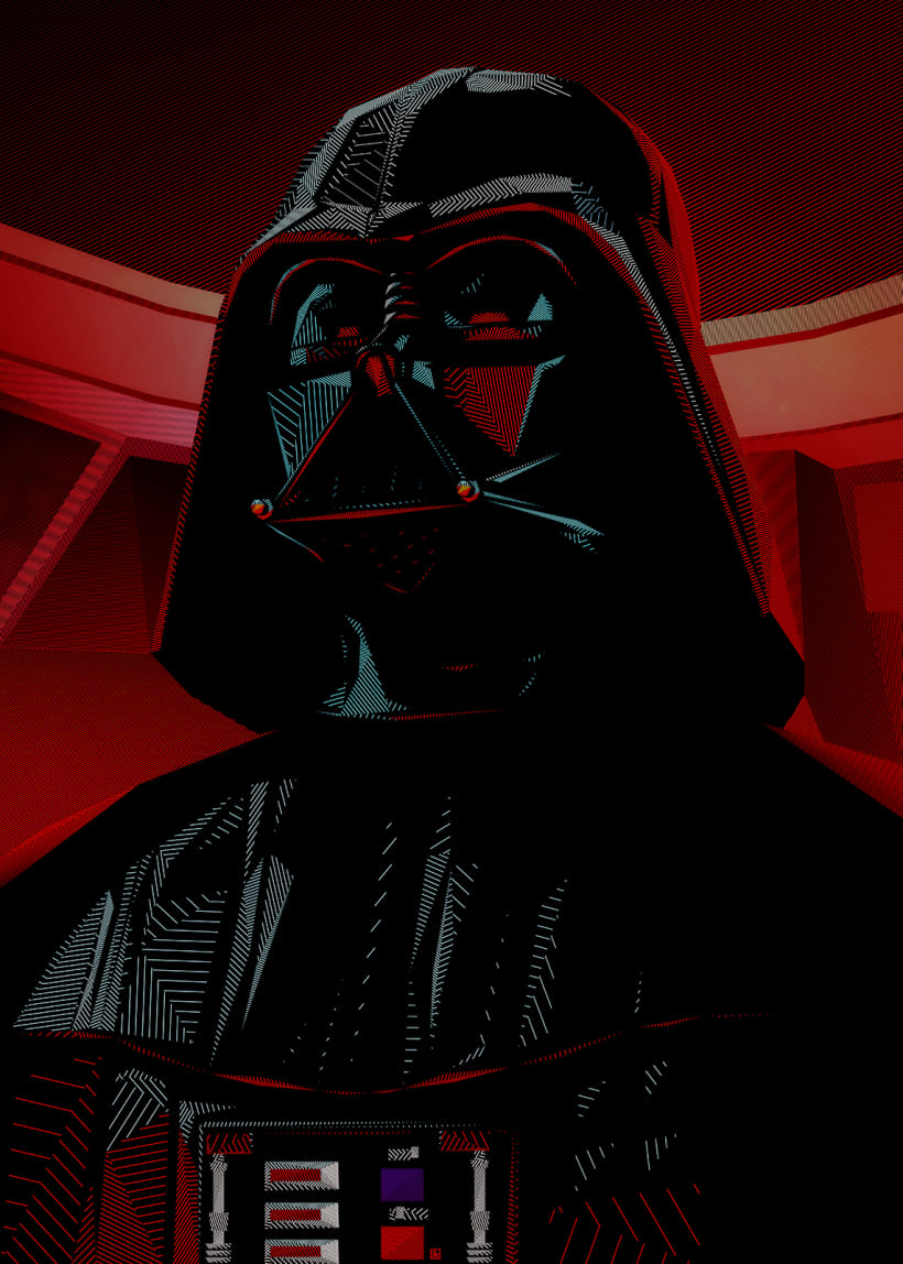 Dark Lord Of The Sith Darth Vader Domestika