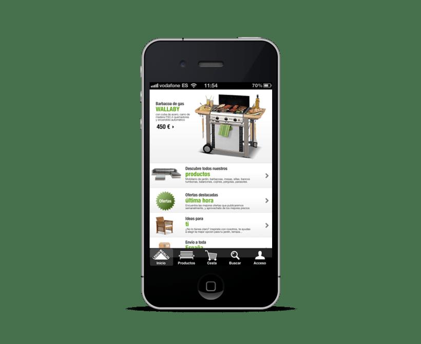App Shop Leroy Merlin Domestika