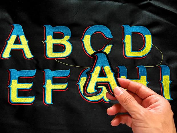 HelveChicha, una tipografía que puede viajar  2
