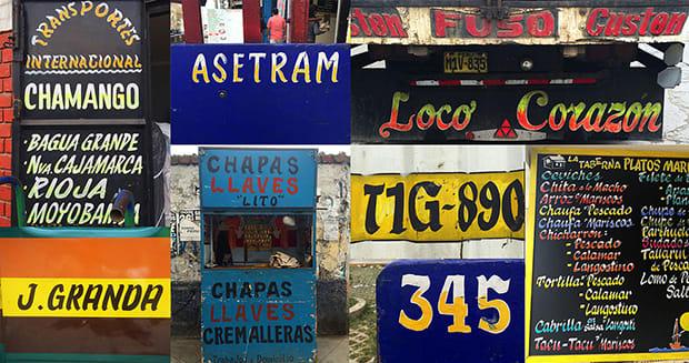 HelveChicha, una tipografía que puede viajar  5