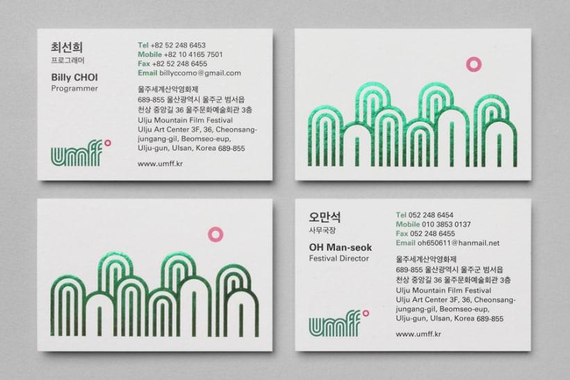 20 elegantes tarjetas de presentación 9