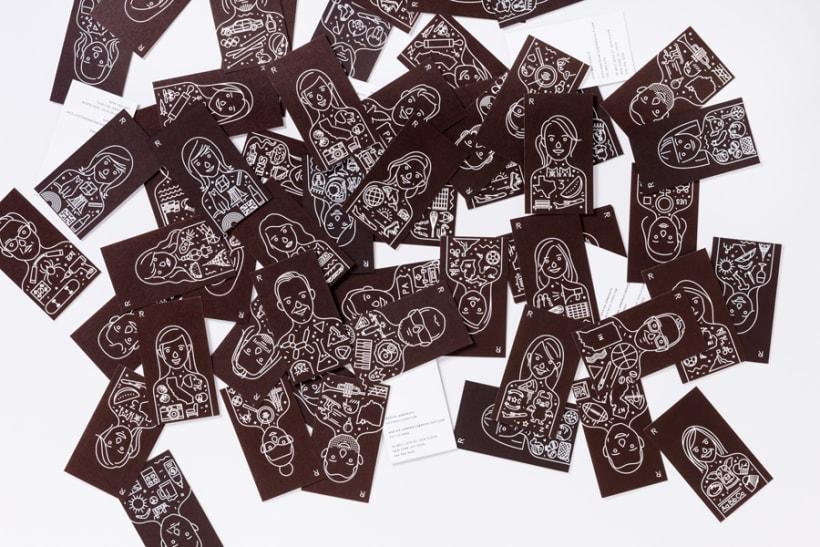 20 elegantes tarjetas de presentación 15