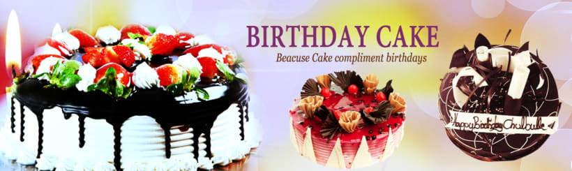 Pleasant Find The Variant Flavored Cakes Online Domestika Funny Birthday Cards Online Overcheapnameinfo