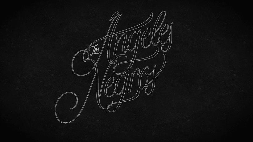 Los ángeles Negros Domestika