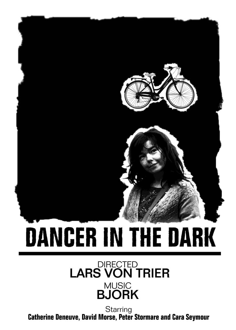 Cartel Dancer In The Dark Domestika