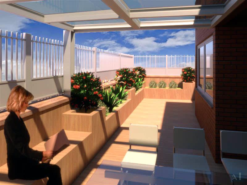Diseño De Terraza Alcobendas Domestika