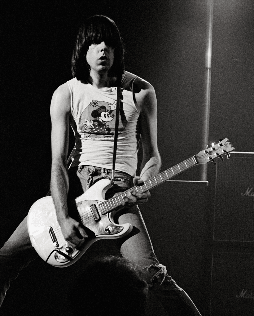 Johnny Ramone | Domestika