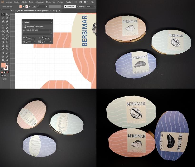 Mi Proyecto del curso: Packaging para productos de consumo