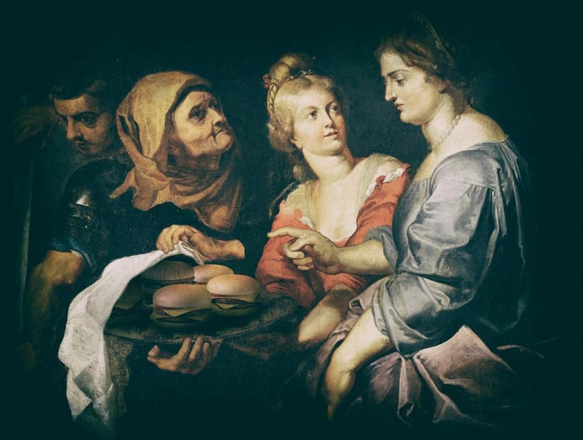 The Canvas Project: The Secret Life of Classical Paintings 5