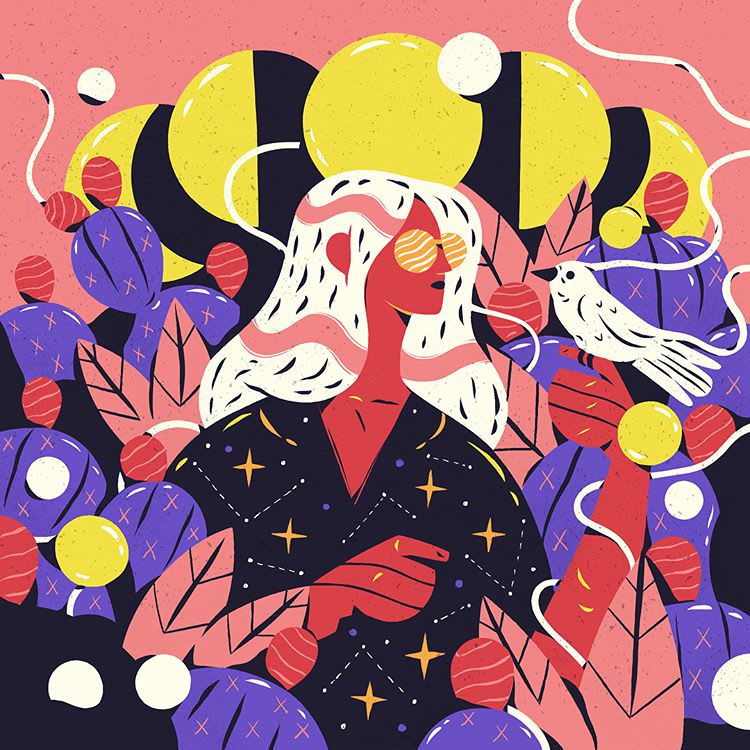 Ilustradoras e ilustradores mexicanos a seguir en 2019 7