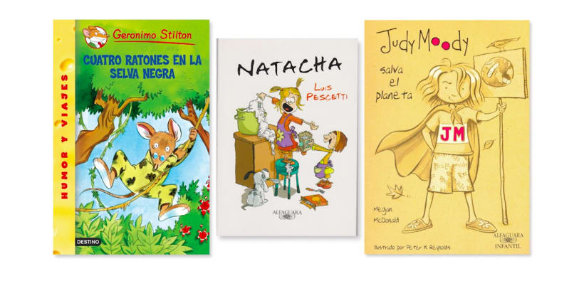 Guía de géneros editoriales para libros infantiles 7