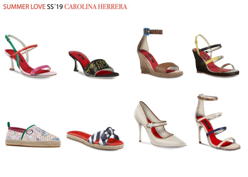 Carolina Herrera SS19 | Domestika